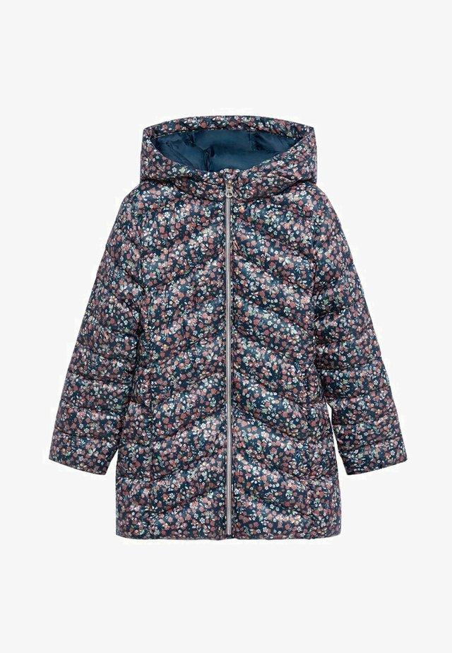 ALILONP - Winter coat - bleu marine foncé
