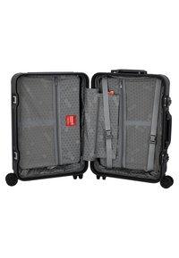 Hardware - PROFILE PLUS  - Wheeled suitcase - black - 4