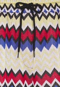 M Missoni - PANTALONE - Kalhoty - multi-coloured - 2