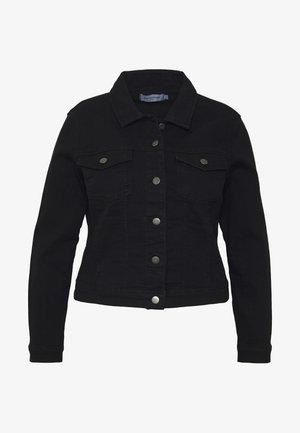 CARWESPA JACKET - Denim jacket - black