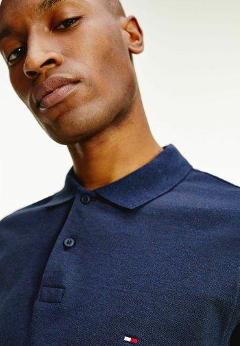 Polo shirt - dark heather blue