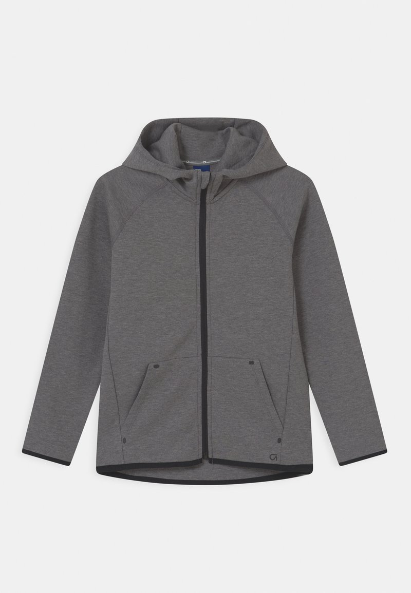 GAP - BOY FIT TECH HOOD - Giacca sportiva - grey heather