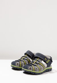 Primigi - Walking sandals - azzurro/jeans - 3