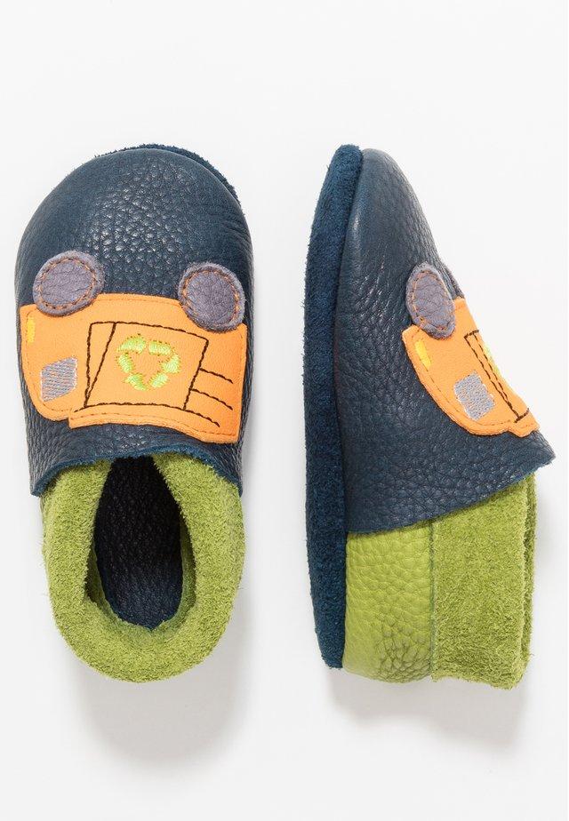 MÜLLAUTO - First shoes - blau