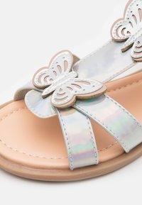 Friboo - Sandals - silver - 5