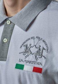 La Martina - ROVIGO - Polo shirt - optic white - 3