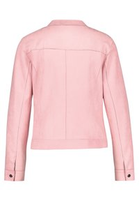 Gerry Weber - Veste en similicuir - rose - 4
