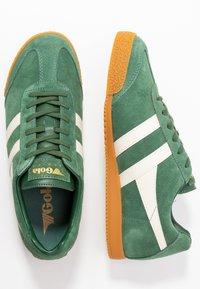 Gola - HARRIER - Sneakers basse - evergreen/offwhite - 1