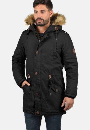 WINTERJACKE CLARKI TEDDY - Abrigo de invierno - black