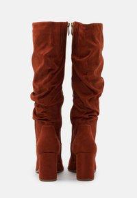 Tamaris - BOOTS - Boots - cinnamon - 3