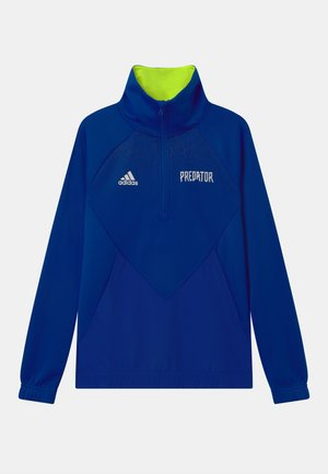 UNISEX - Top s dlouhým rukávem - team royal blue/semi solar yellow