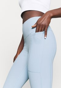 Cotton On Body - POCKET 7/8 - Leggings - baby blue - 4