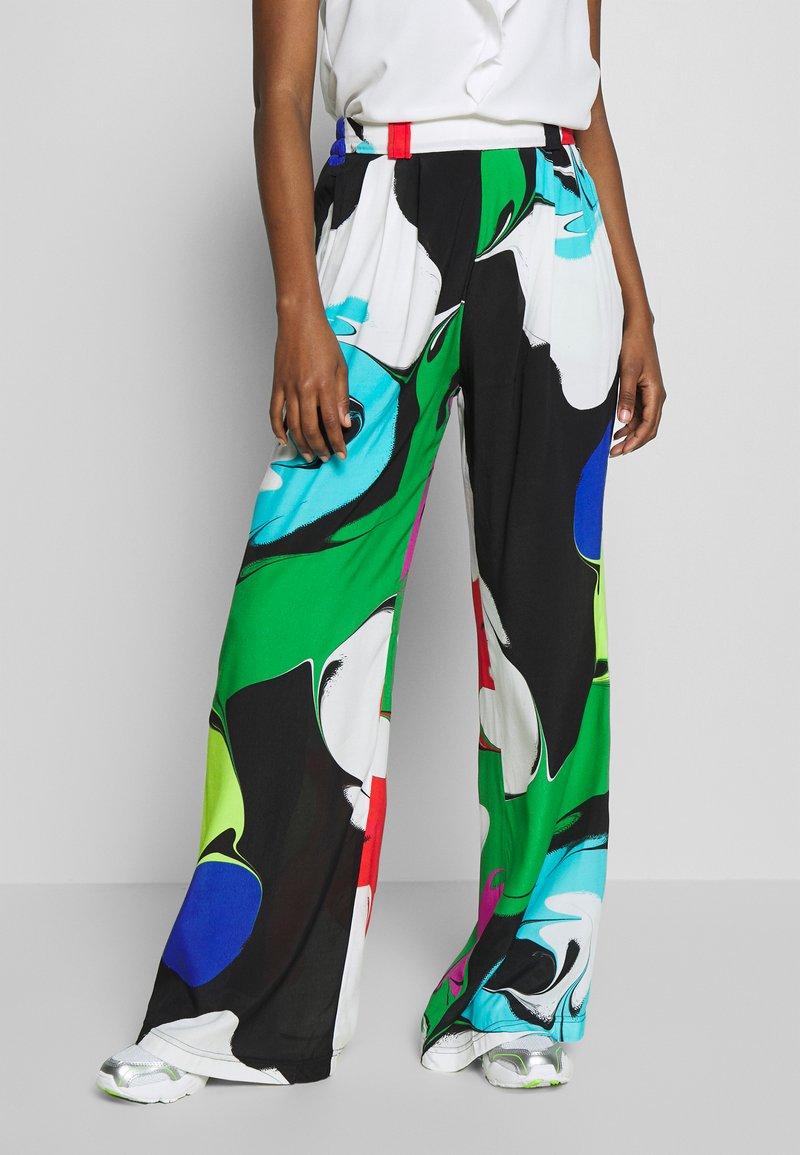 Desigual - DESIGNED BY MR. CHRISTIAN LACROIX PANT FENIX - Pantaloni - multicoloured