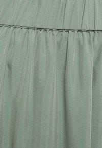 Ecoalf - DEEP SKIRT WOMAN - Pleated skirt - green shadow - 2