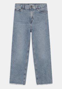 Lindex - LOTTE - Jeansy Relaxed Fit - blue denim - 0