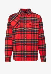 Dickies - PRESTONBURG - Shirt - red - 4