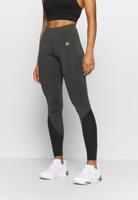 Ellesse - STALO - Leggings - dark grey marl - 0