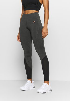 STALO - Leggings - dark grey marl