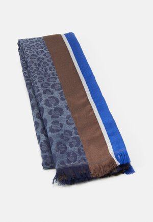 Scarf - jeans blue