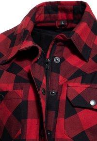 Queen Kerosin - Button-down blouse - rot - 2