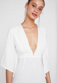 LEXI - LULU DRESS - Occasion wear - white - 4