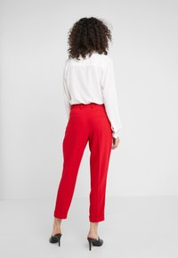 The Kooples - Trousers - red - 2