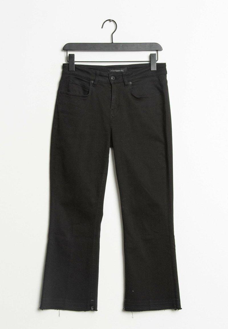 DRYKORN - Straight leg jeans - black