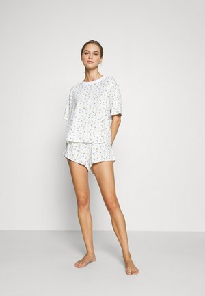 TOVA SET - Pyjama set - white pear