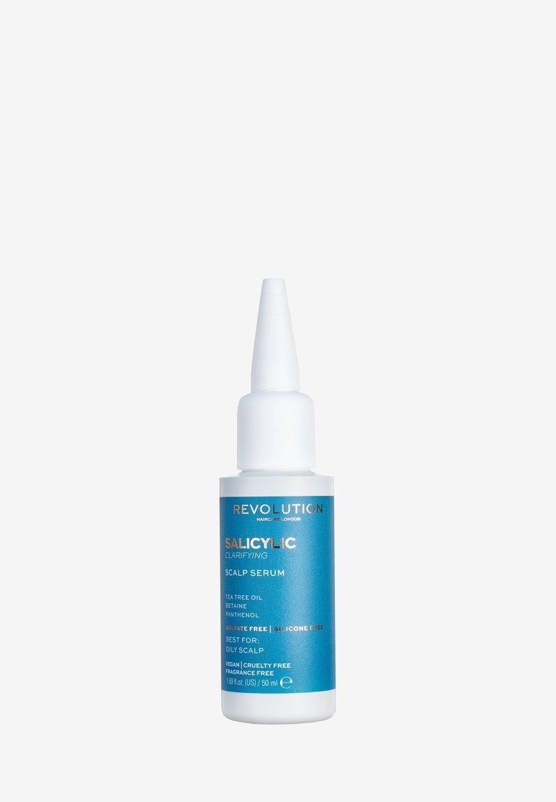 Revolution Haircare - HAIRCARE SALICYLIC ACID CLARIFYING SCALP SERUM  - Hair treatment - -