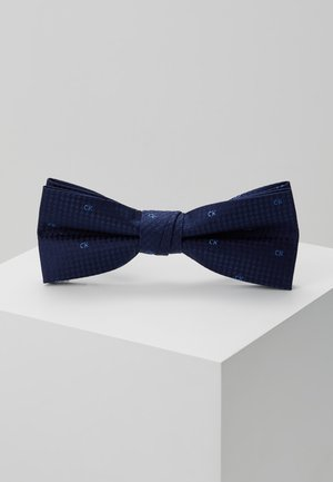 UNSOLID SOLID BOWTIE - Butterfly - navy