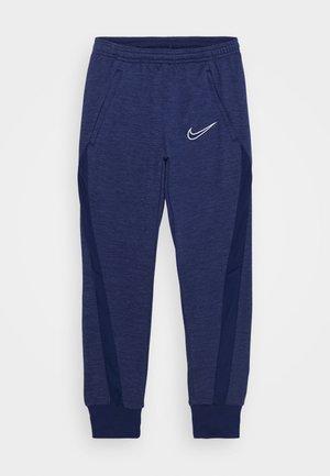 DRY ACADEMY - Pantalon de survêtement - blue void/white