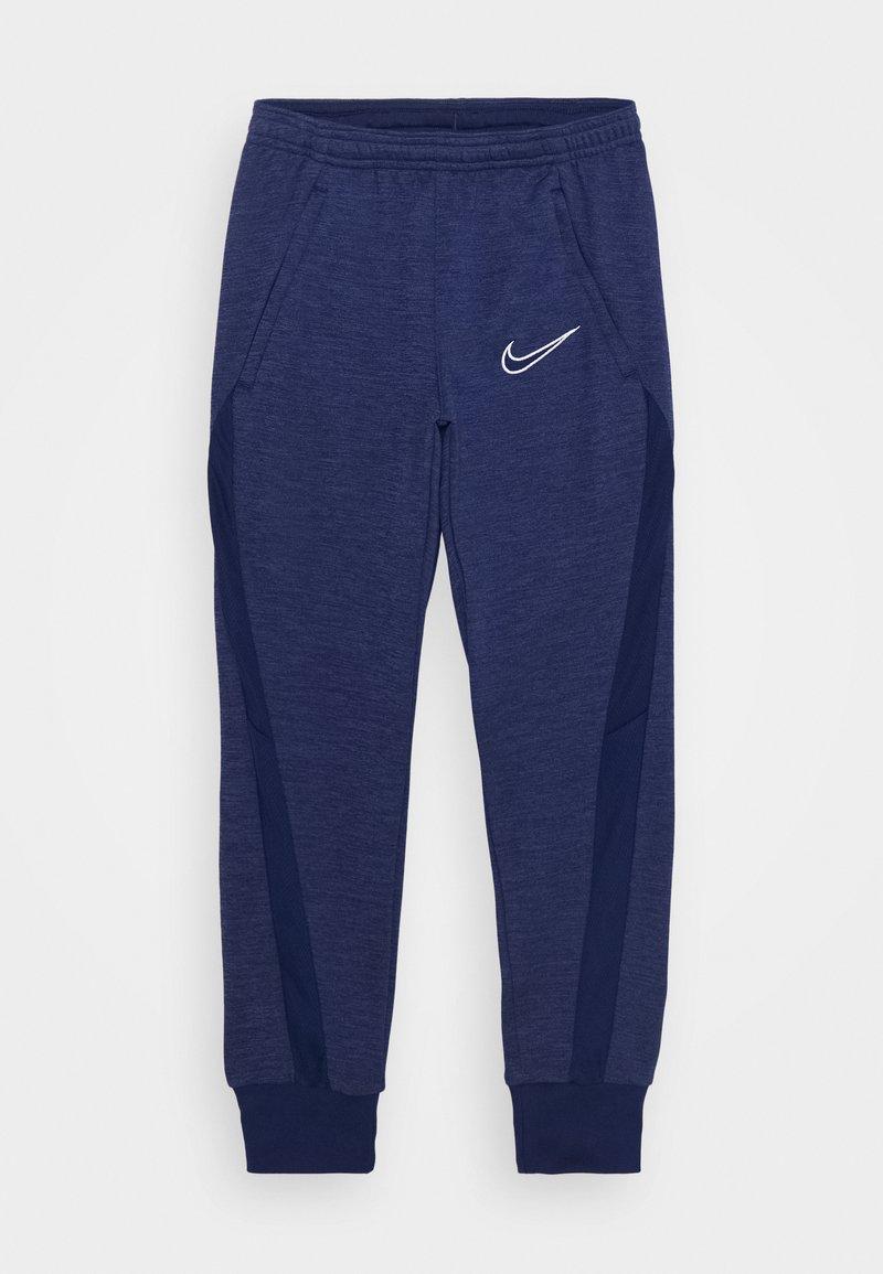 Nike Performance - DRY ACADEMY - Joggebukse - blue void/white