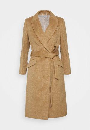 MANHATTAN BELTED - Klassisk frakke - camel