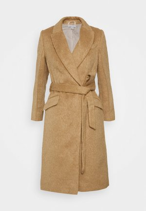 MANHATTAN BELTED - Zimní kabát - camel