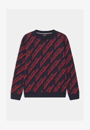 LOGOSCRIPT - Sweatshirt - red mars