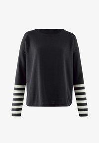 Alba Moda - Sweatshirt - schwarz,off-white - 3