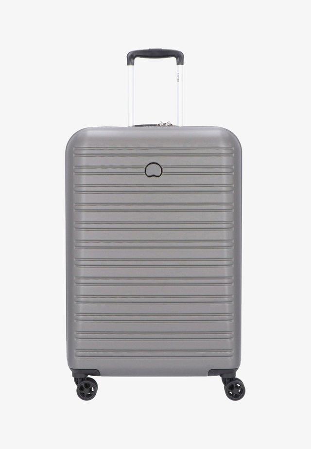 SEGUR  - Wheeled suitcase - gray