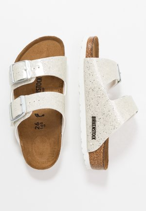 ARIZONA - Slippers - cosmic sparkle white