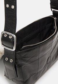 Topshop - SHOULDLER - Across body bag - black - 2