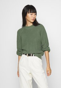 Even&Odd - Jumper - laurel wreath - 0