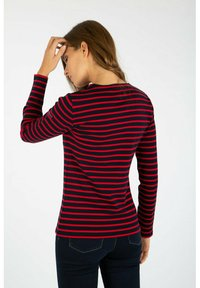 Armor lux - MARINIERE - Long sleeved top - rich navy/braise - 2