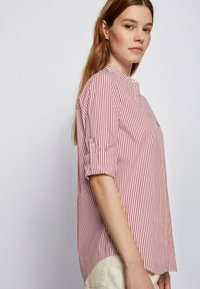 BOSS - BEFELIZE - Button-down blouse - red - 3