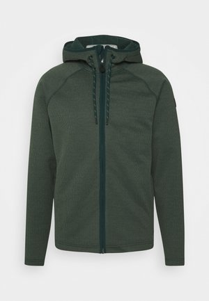 EPIDOTE  - Fleece jacket - panderosa pine