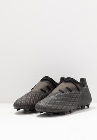 adidas Performance - X GHOSTED.2 FOOTBALL BOOTS FIRM GROUND - Moulded stud football boots - core black/grey six - 2