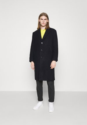 LONDON - Klasický kabát - navy