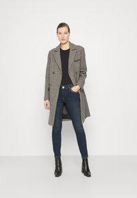 Mos Mosh - HELLA CHECK COAT - Classic coat - wet weather - 1