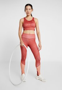 Puma - HIGH WAIST LEGGINGS - Tights - bossa nova - 1