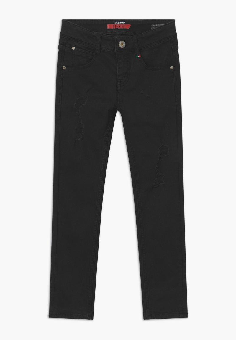 Vingino - APACHE - Jeans Skinny Fit - deep black