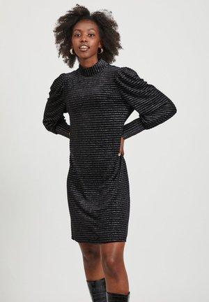 MIT LANGEN ÄRMELN  - Cocktail dress / Party dress - black