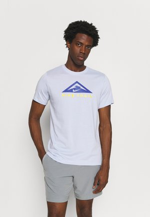 TEE TRAIL - T-shirt con stampa - ghost